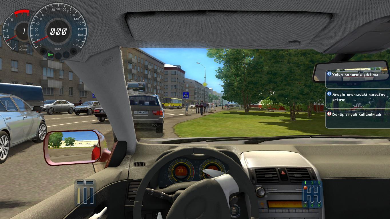 скачать симулятор вождения для обучения